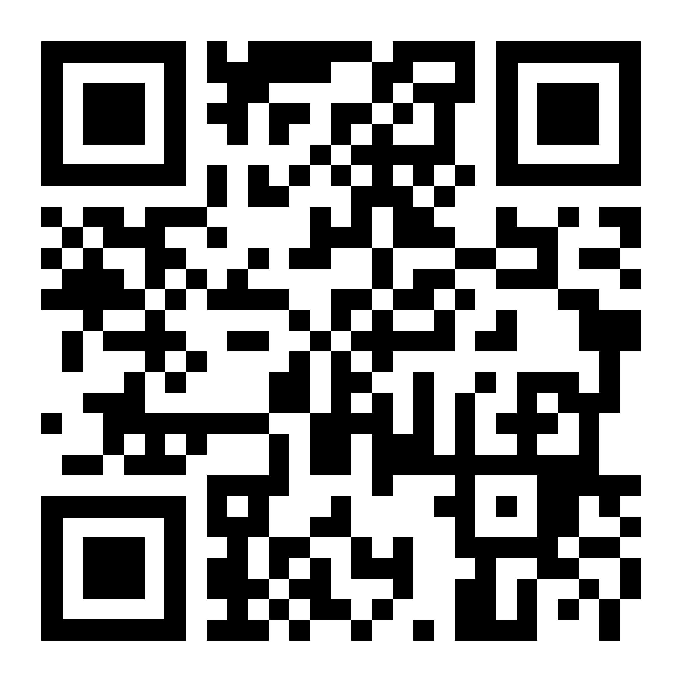 QR Code to download the CQ Hotels App